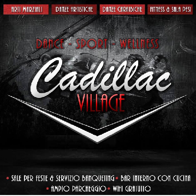 Sale per Feste ed Eventi, Palestra Cadillac Village - Palestre e fitness Poggio Fiorito