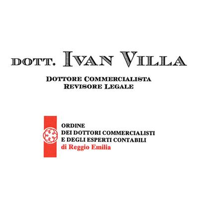 Ivan Dr. Villa - Dottore Commercialista - Dottori commercialisti - studi Bibbiano