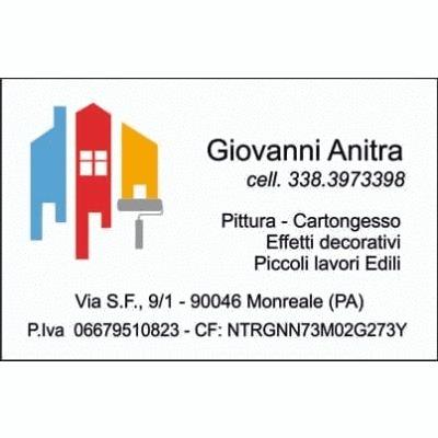 Anitra Giovanni - Rivestimenti murali Palermo