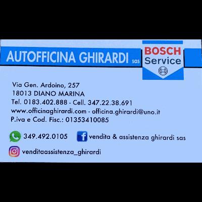 Vendita e Assistenza Ghirardi - Automobili - commercio Diano Marina
