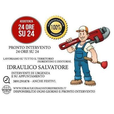 Idraulico Salvatore Pronto Intervento 24h