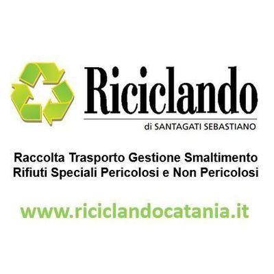 Riciclando - Rifiuti industriali e speciali smaltimento e trattamento Catania