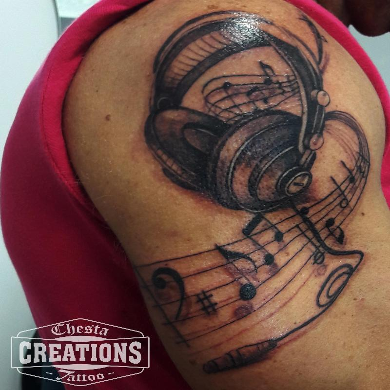 Chesta Creations Tattoo