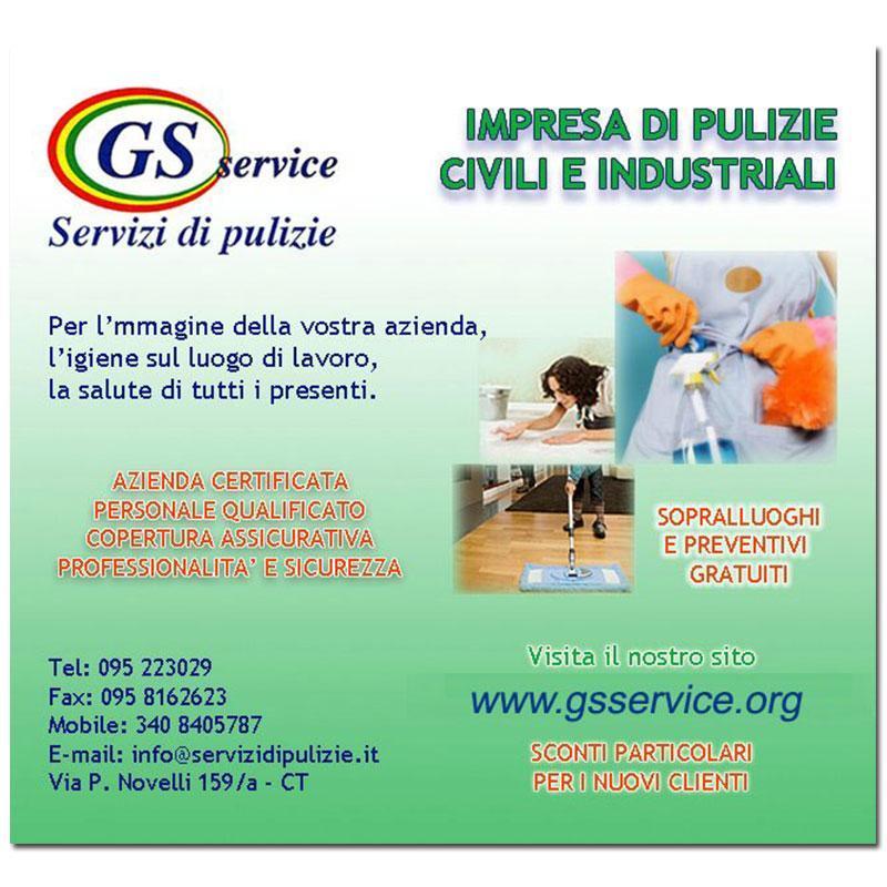 Gs Service - Catania, Via Novelli, 159/A