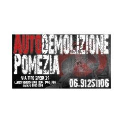 Autodemolizioni Pomezia - New Car Services - Rifiuti industriali e speciali smaltimento e trattamento Pomezia