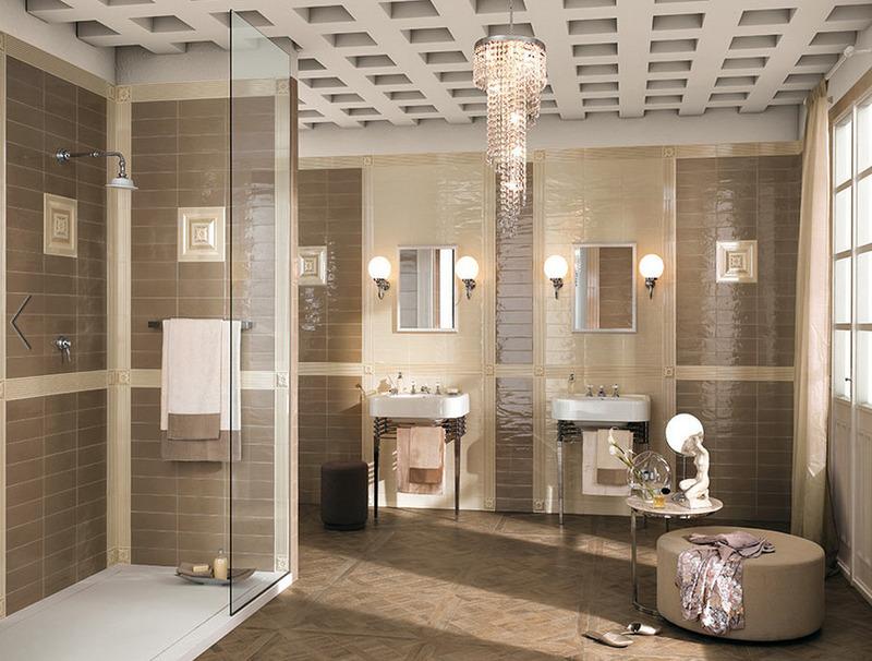 Piastrelle per pavimenti e rivestimenti a santa maria di sala