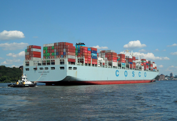 Cosco Shipping Lines Italy