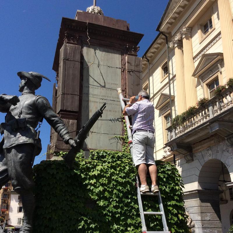 Diagnosi monumento Aosta