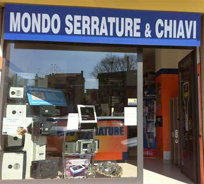 Msc - Mondo Serrature Chiavi