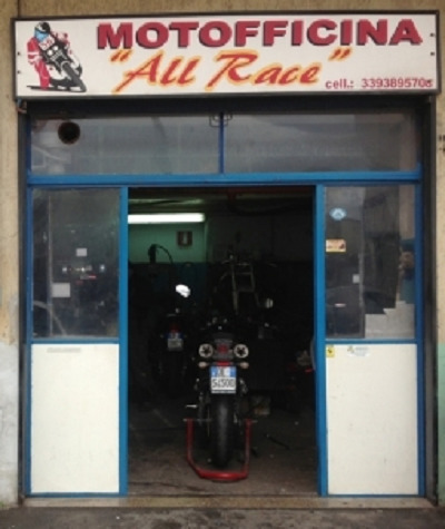 All Race By Vispariello Officina Moto Giordano