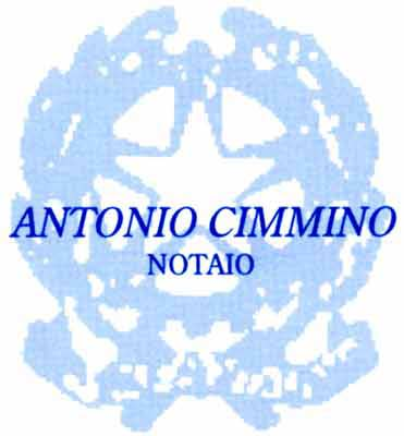 Notaio Antonio Cimmino