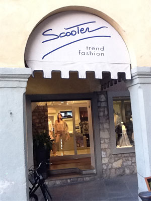 Scooter Trend Fashion Iseo