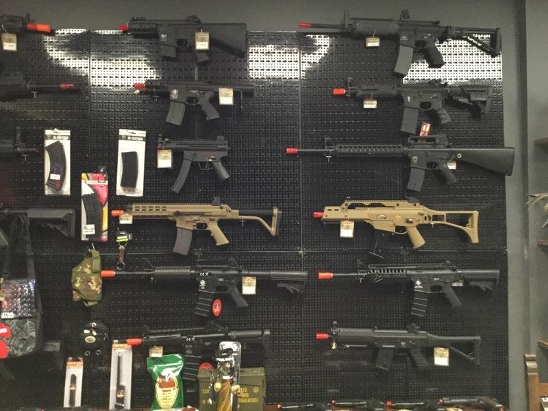 armi per softair