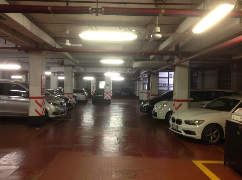 Solferino Parking Brera Autorimessa Garage Autosilo