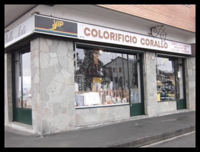 Colorificio Corallo