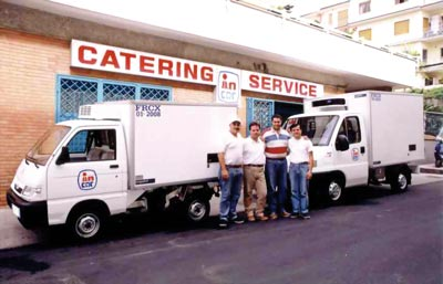 In.Car. Catering Service