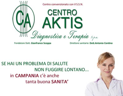 Centro Aktis Diagnostica e Terapia Spa
