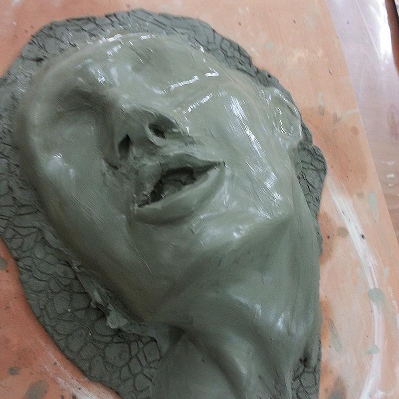 Scultura e opere fatte a mano