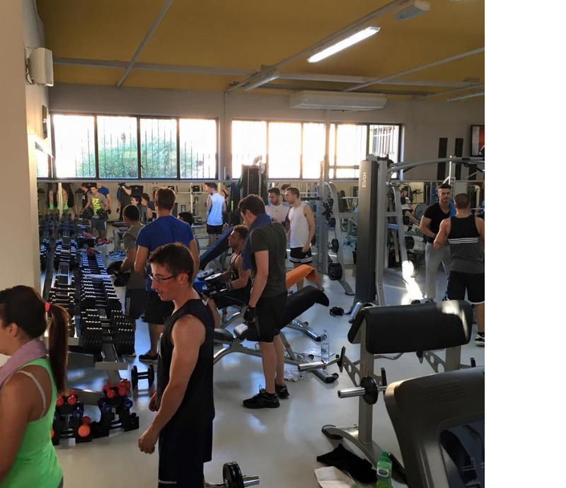 Power gym ssd castelfranco di sotto via tancredi for Centro fitness