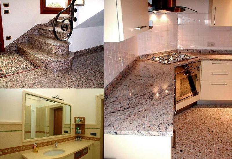 Piani di marmo per cucine a Camisano vicentino | PagineGialle.it