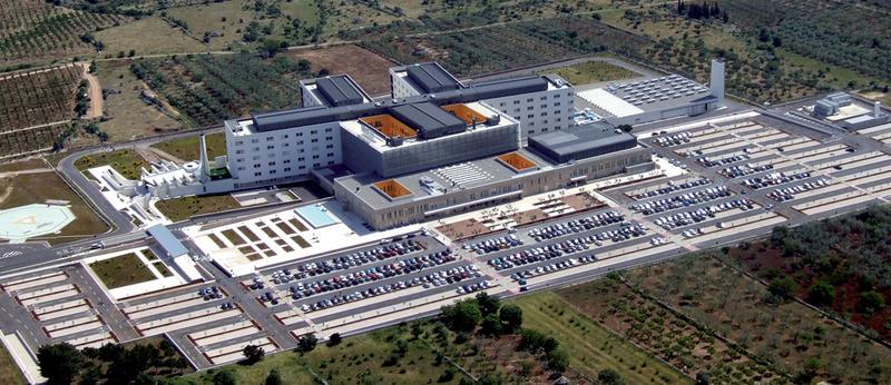 Realizzazione Ospedale Regionale