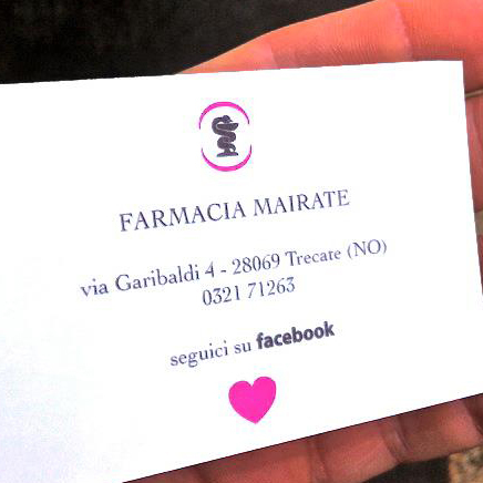Farmacia Mairate