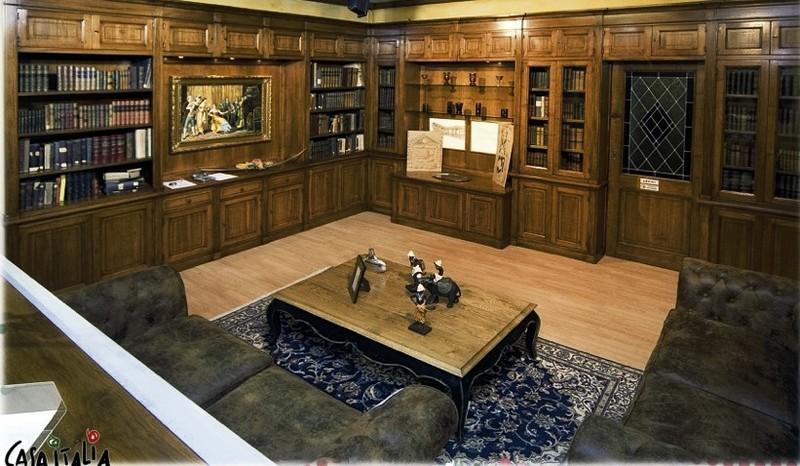Salotti e librerie