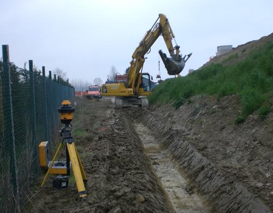 Movimento terra e scavi