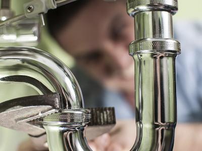 Intervento idraulico