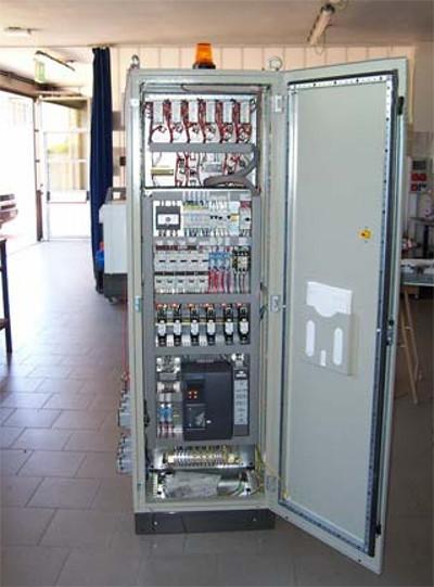 Cabina elettrica Colomboelet