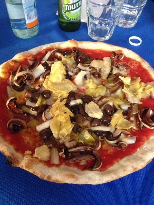 Pizzeria La Terrazza - Bassano Del Grappa, Via Passalacqua, 42