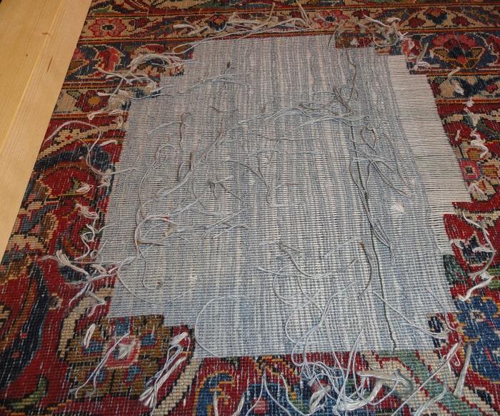 restauro tappeti e arazzi