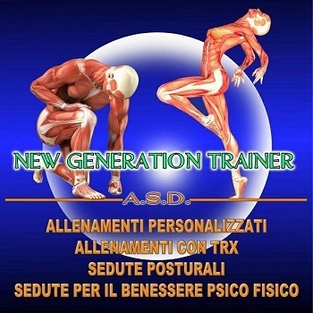 New Generation Trainer di Rosario De Giorgio