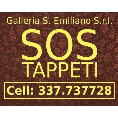 Galleria S. Emiliano - Tappeti persiani ed orientali Roma