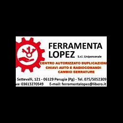 Ferramenta Lopez - Serrature, lucchetti e chiavi Perugia