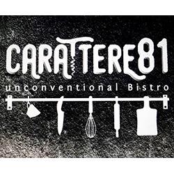 Carattere 81 - Unconventional BistrÓ - Bar e caffe' Pescara