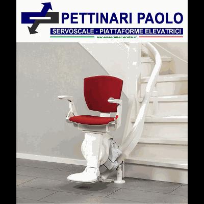 Pettinari Paolo Servoscale - Montacarichi ed elevatori Pollenza