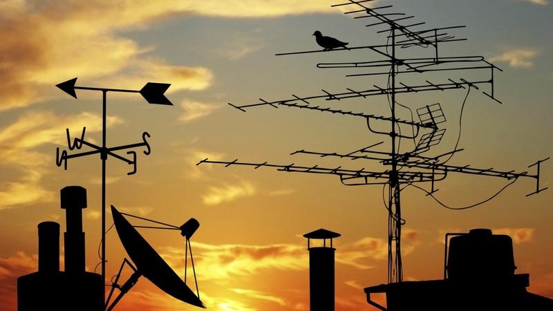INSTALLAZIONE DI ANTENNE PER TELEVISIONE