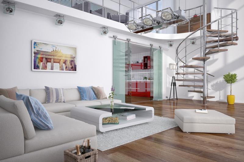 appartamenti in aree residenziali