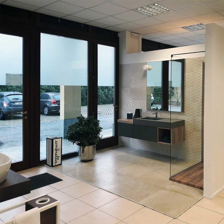 Interni35 arredobagno ristrutturazione interiordesign for Piastrelle bagno tuscania