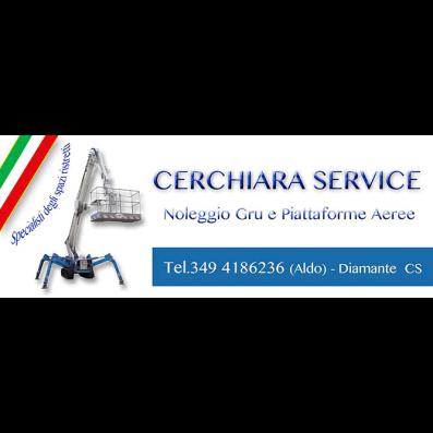 Cerchiara Service Noleggio Gru e Piattaforme Aeree - Piattaforme e scale aeree Diamante