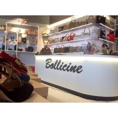 Bollicine - Calzature - vendita al dettaglio Monfalcone