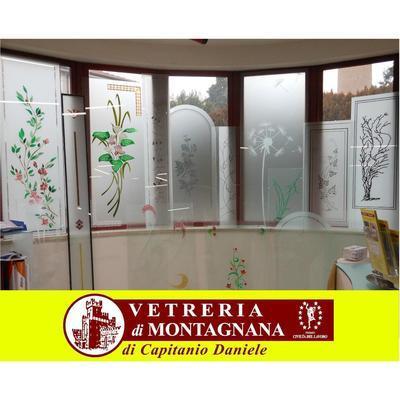 Vetreria di Montagnana - Vetri, cristalli e specchi - lavorazione e trattamenti Montagnana