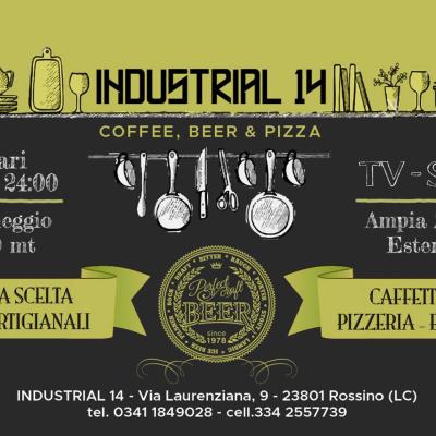Industrial 14 - Locali e ritrovi - discobar e discopub Rossino
