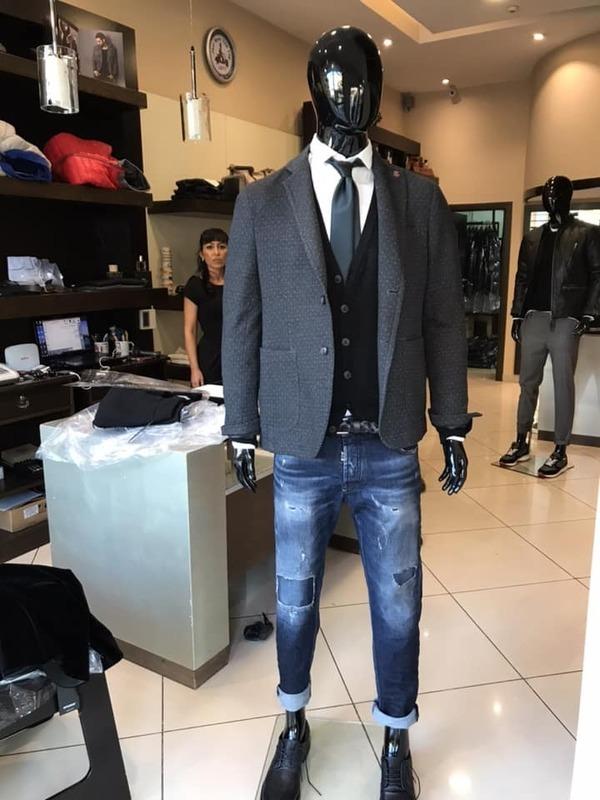 Hosier s Uomo Donna Boutique 68ae560e0b1