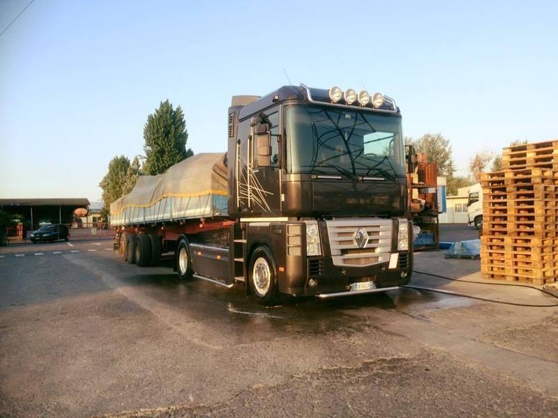 Autotrasporti Bedini - Sassuolo, Via Ancora, 346/1