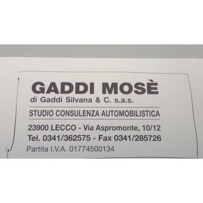 Agenzia Pratiche Auto e Moto GaddÌ - Lecco, Via Aspromonte, 10
