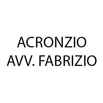 Acronzio Avv. Fabrizio - Avvocati - studi Teramo