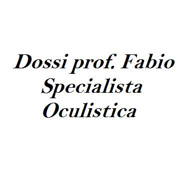Dossi Prof. Fabio - Medici specialisti - varie patologie Torino