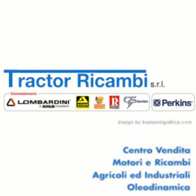 Tractor Ricambi - Macchine movimento terra Pavia
